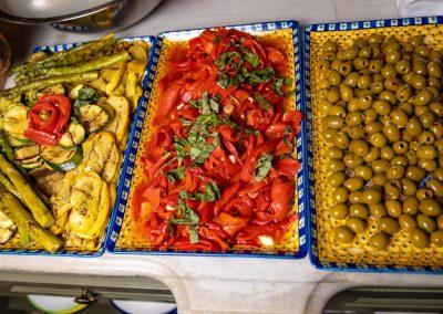 Pulcinella Authentic Italian Restaurant Cold Antipasto