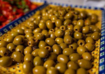Pulcinella Authentic Italian Restaurant Marinated Olives