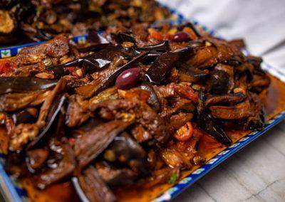 Pulcinella Authentic Italian Restaurant Eggplant