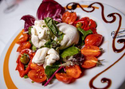 Pulcinella Authentic Italian Restaurant Fresh Buffalo Mozzarella