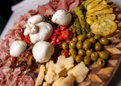 Pulcinella Authentic Italian Restaurant Fresh Atipasto Platter