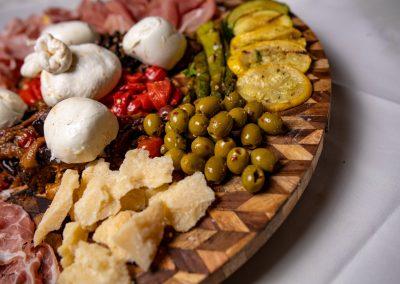 Pulcinella Authentic Italian Restaurant Antipasto Platter