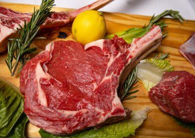 Pulcinella Authentic Italian Restaurant Prime Steak