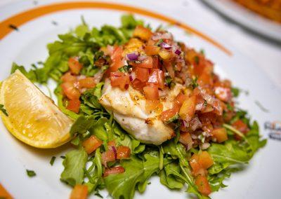 Pulcinella Authentic Italian Restaurant Fresh Seafood