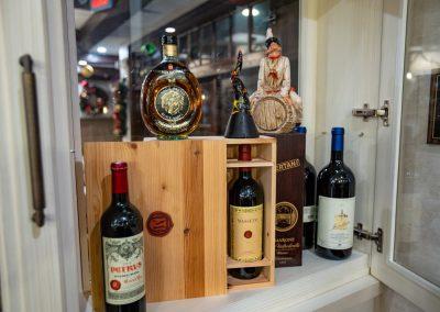Pulcinella Authentic Italian Restaurant Special Wine