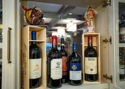 Pulcinella Authentic Italian Restaurant Special Wines